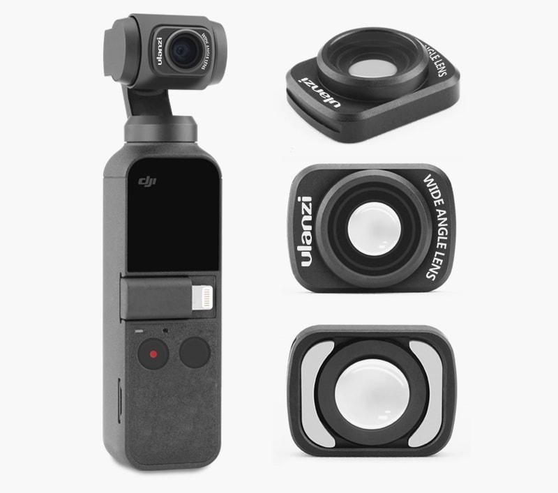5 อุปกรณ์เสริมสำหรับ DJI OSMO Pocket