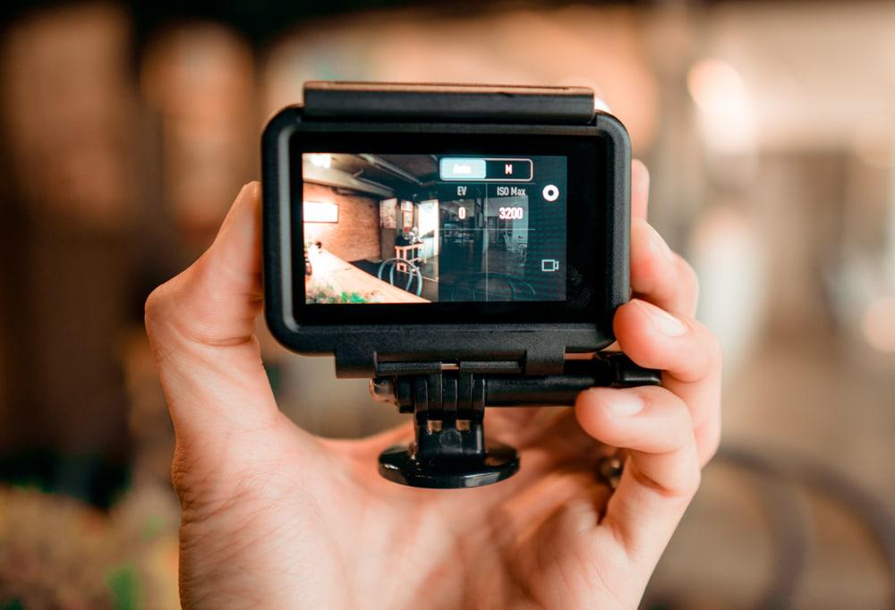 7 การตั้งค่า Vlog พื้นฐานสำหรับ DJI OSMO Action
