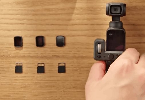 DJI OSMO Pocket ND Filter SET