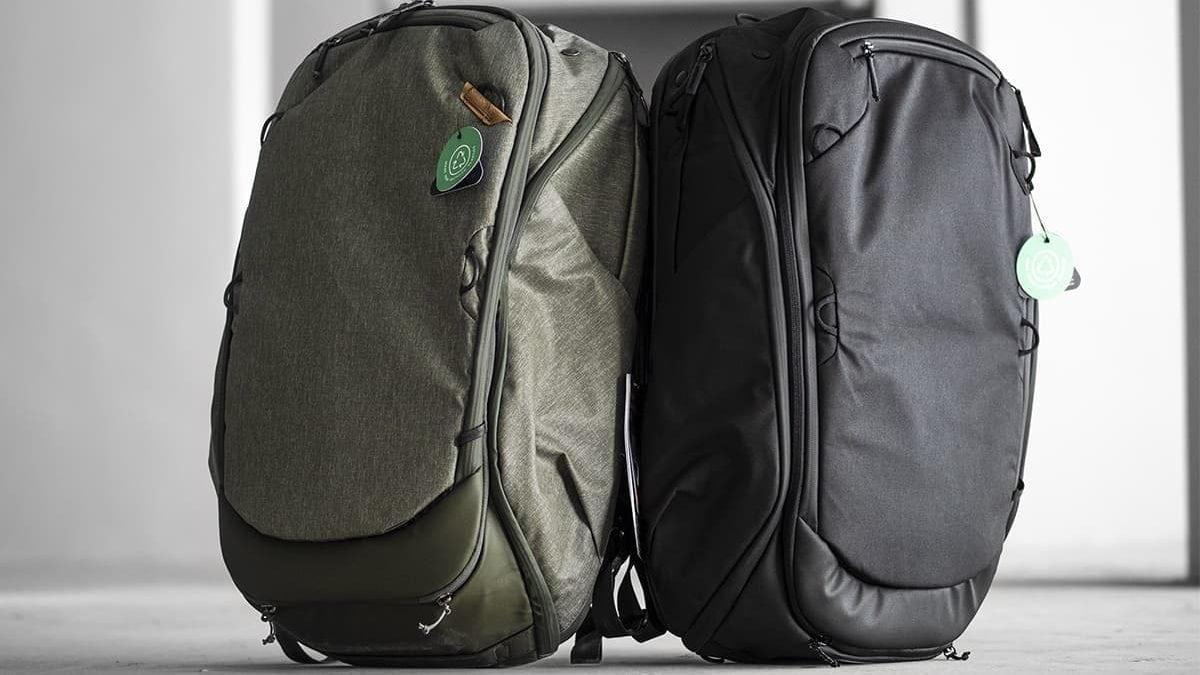 Peak Design Travel Backpack 45L ราคา 15,725 บาท ประกันศูนย์