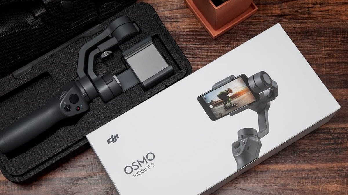 DJI Osmo Mobile 2 ราคา 4,390 บาท ประกันศูนย์