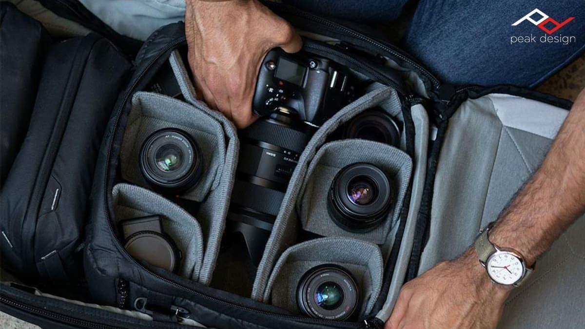 Peak Design Camera Cube (Size S,M,L) ราคาเริ่มต้น 2,635 บาท ประกันศูนย์