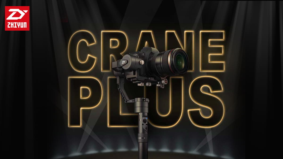 Zhiyun Crane Plus ราคา 18,000 บาท ประกันศูนย์