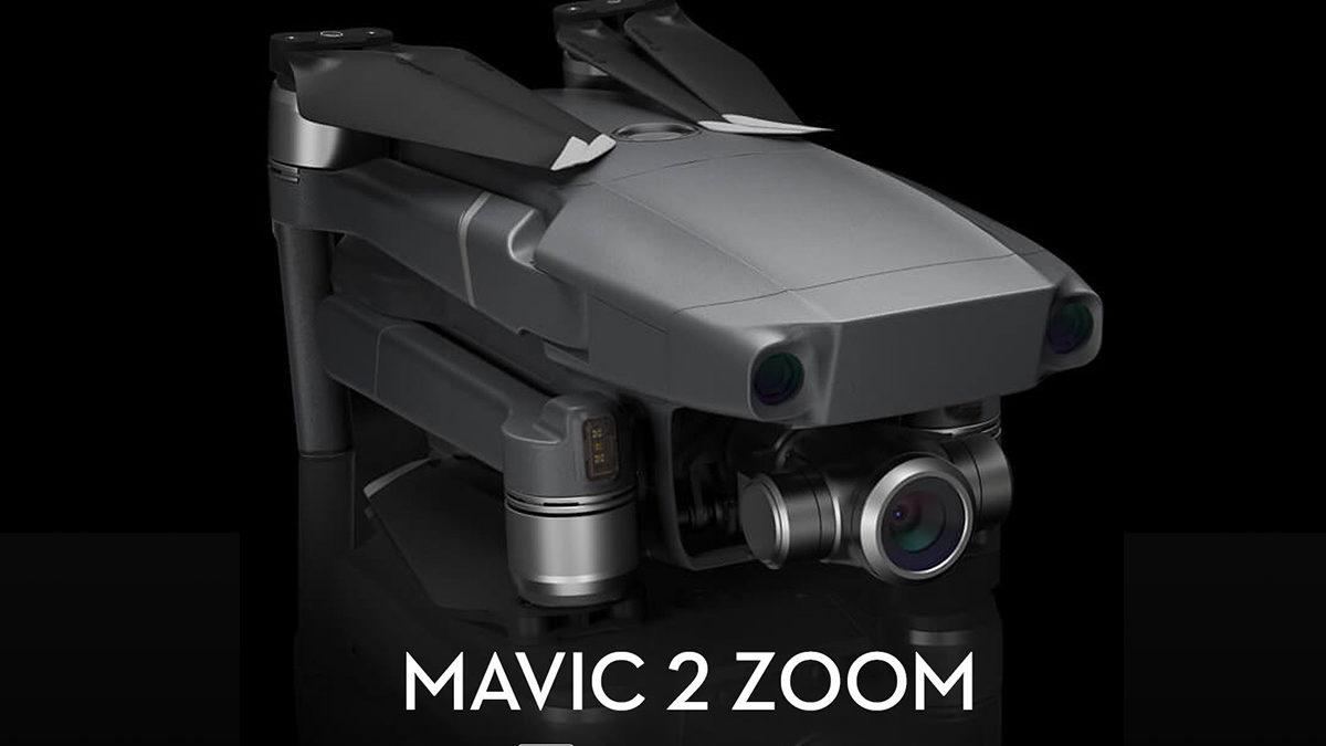 Mavic 2 ZOOM ราคา 49,000 บาท ประกันศูนย์