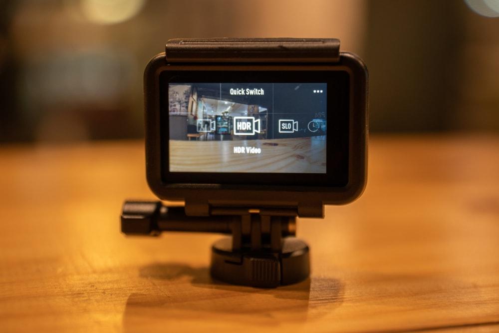 กล้อง Action Camera ปี 2019