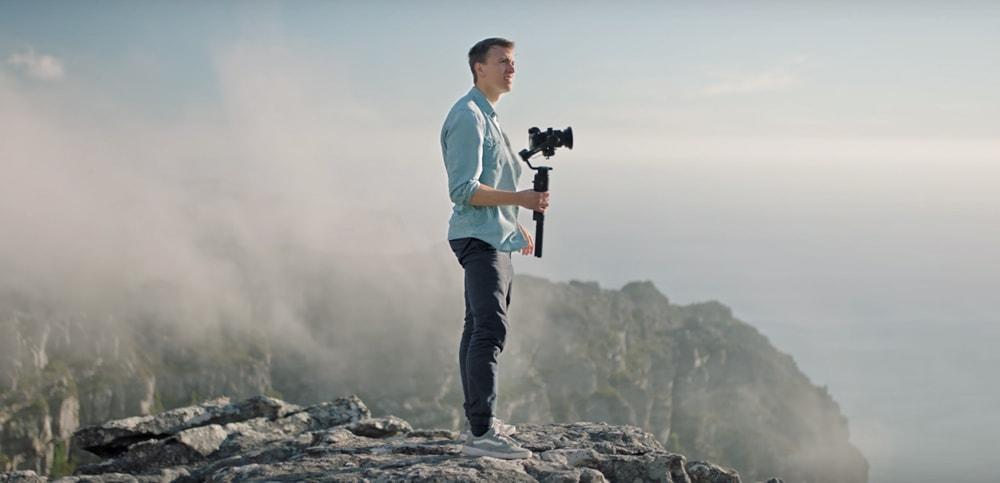 7 จุดเด่นของ DJI Ronin SC ที่ช่วยให้ YouTuber ถ่ายวิดีโอได้ดีขึ้น และได้คุณภาพงานที่มีคุณภาพที่มากขึ้นด้วยการถ่ายวิดีโอเพียงคนเดียว