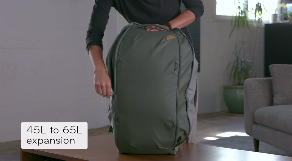 รีวิว Peak Design Travel Duffelpack 65L