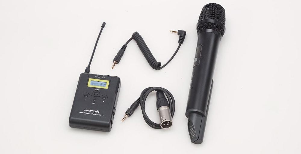 ไมโครโฟน Saramonic Handheld Microphone