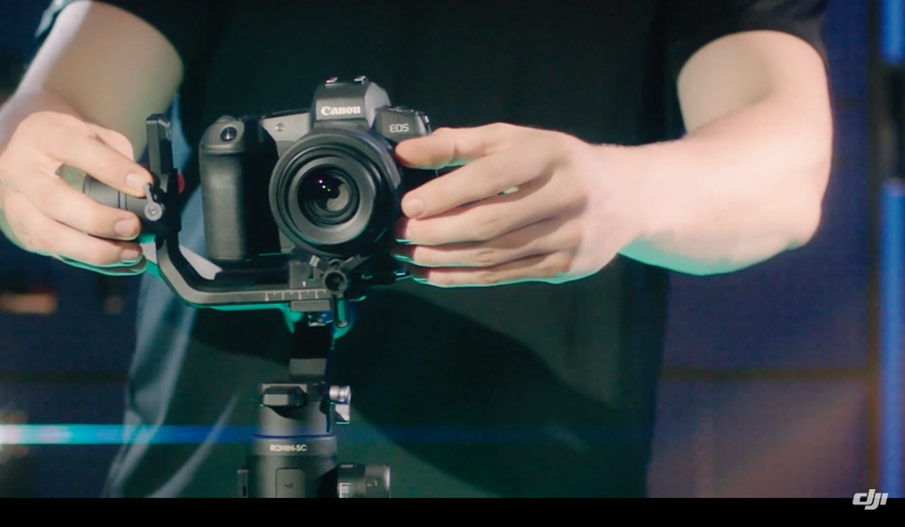 7 จุดเด่น DJI Ronin SC สำหรับคนที่ใช้ Canon Mirrorless