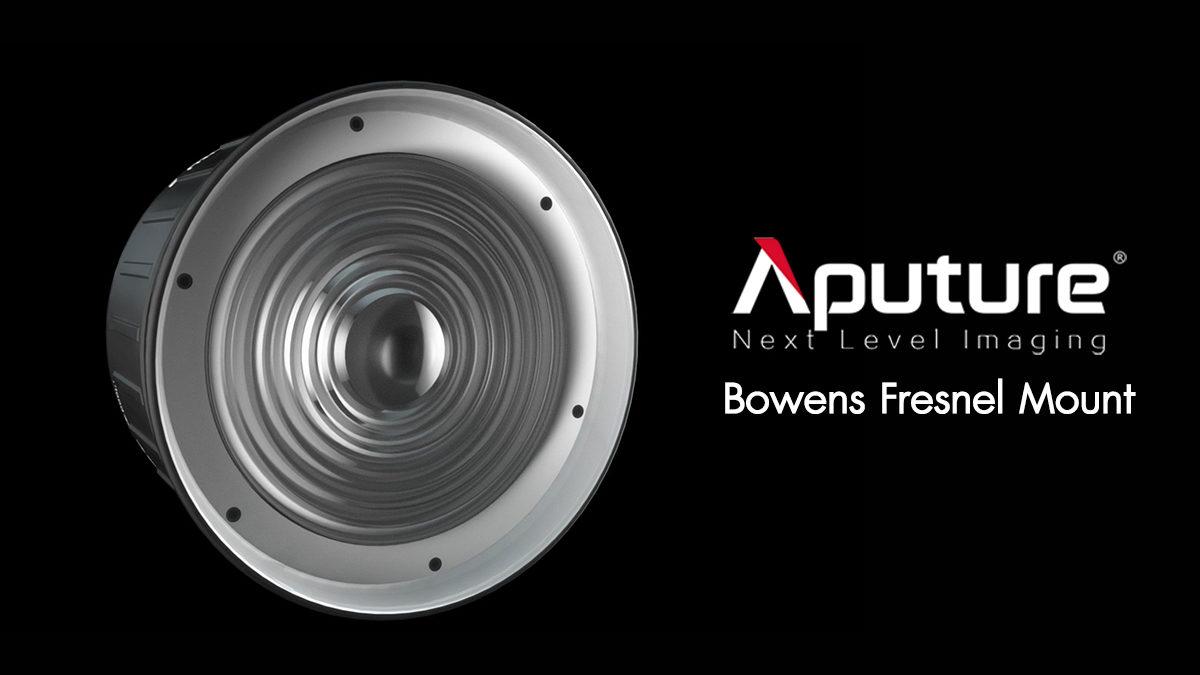 Aputure Bowens Fresnel Mount ราคา 4,200 บาท ประกันศูนย์
