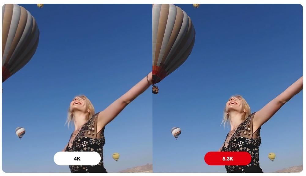 พรีวิว Insta 360 ONE R 1-Inch LEICA กล้องแอคชั่นความละเอียดสูง 5.3K
