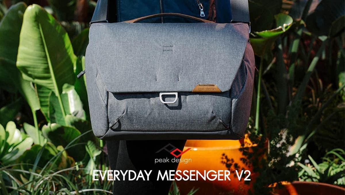 Peak Design Everyday Messenger 13L V2 ราคาพิเศษ ประกันศูนย์
