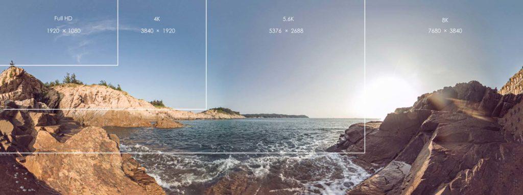 พรีวิว QooCam 8K กล้อง 360 องศา ที่ให้ความละเอียดสูง เซ็นเซอร์ใหญ่ ถ่ายภาพสวย วิดีโอก็สุด