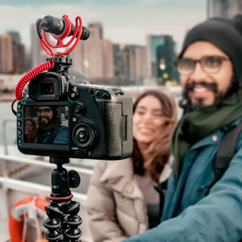พรีวิว Rode VideoMicro ไมโครโฟนช็อตกันสำหรับ Vlogger และ YouTuber ระดับเริ่มต้น