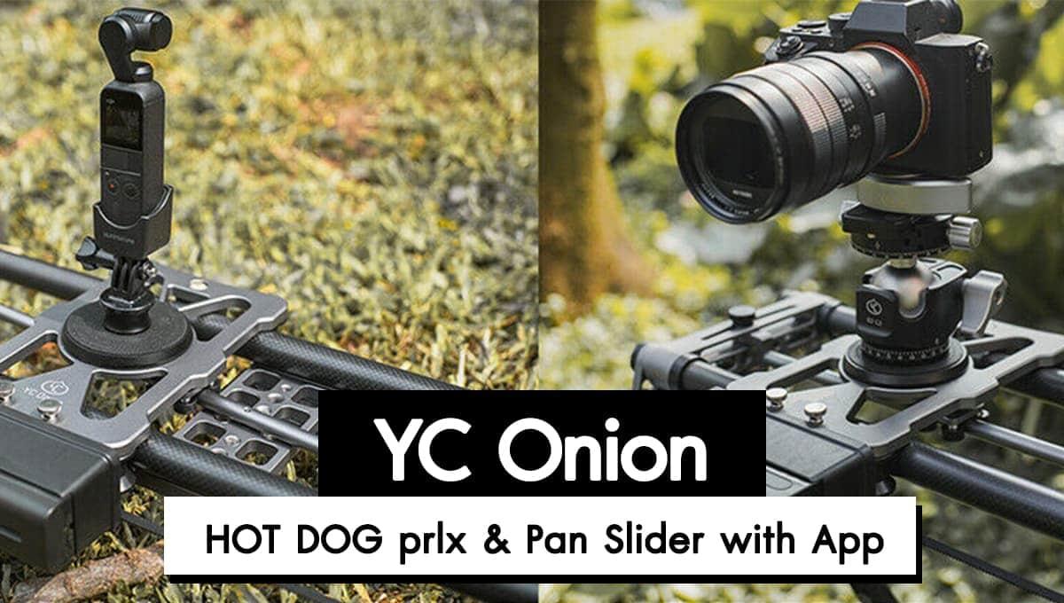 YC Onion HOT DOG Prlx & Pan Slider With App ราคาเริ่มต้น 11,000 บาท