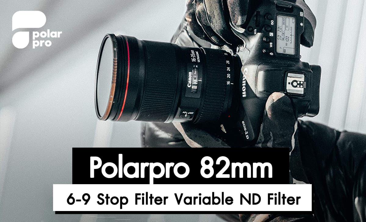 Polarpro 77mm 6-9 Stop Filter Variable ND Filter ราคาพิเศษ ประกันศูนย์