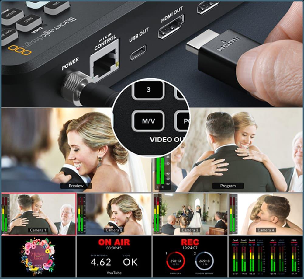 พรีวิว Blackmagic ATEM Mini Pro HDMI Switcher อุปกรณ์เพื่อช่วยให้ live streaming ได้อย่างมืออาชีพ